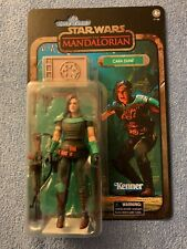 MIB 2020 HASBRO STAR WARS BLACK SERIES THE MANDALORIAN  CARA DUNE