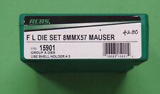 RCBS 8mm x 57 Mauser FL 2-Die Set-(15901) NEW