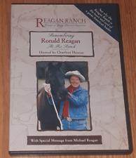 Reagan Ranch - Remembering Ronald Reagan - BRAND NEW!!