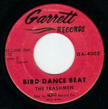 "Trashmen 7"" ""Bird Dance Beat / A-Bone"" Garrett 4003, Excellent"