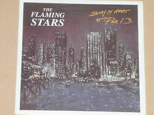 """THE FLAMING STARS -Bury My Heart At Pier 13- 7"""" 45 Limited Edition  692/2000"""