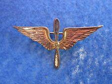 Air Service Pilot's Collar Insignia. 1920's