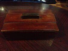Gotgeous Art Deco Wooden Storage Box