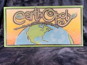 Earthopoly Board Game Brand NEW Sealed