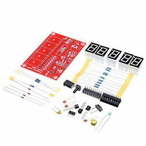 1Hz-50MHz Crystal Oscillator Frequency Counter Meter Kits Digital LED DIY ASS UK