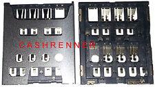 Sim connecteur lecteur de carte support card reader connecteur slot sony xperia s