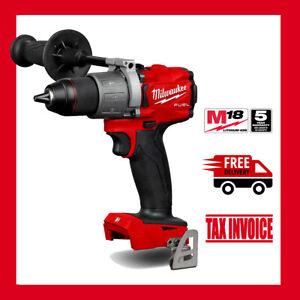 Milwaukee M18FPD2-0 18V GEN 3 Fuel  Hammer Drill Driver - M18 5 Years Warranty