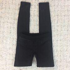 Free People Leggings Skinny jeans black women size 24