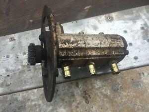 JCB HTD5 Tracked Dumper Main Drive Pump (Spare Part) Track Dumpster