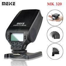 Meike MK320-P Rotatable LCD Screen TTL Speedlite Flash for Panasonic Olympus DH