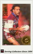 1995 Dynamic Rugby League Series 1 Winners Circle Card WC1:Cliff Lyons
