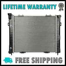 1396 New Radiator For Jeep Grand Cherokee 93-98 4.0 L6 Lifetime Warranty