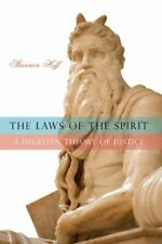 The Laws of the Spirit: A Hegelian Theory of Justice, Hoff 9781438450285 New.+