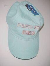 8108acf878f Puerto Rico Est. 1493 United States Adult Unisex Aqua Marine Baseball Cap  New