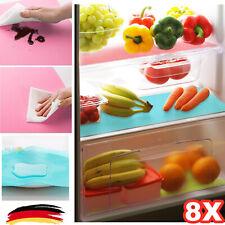 8x Kühlschrankmatten Antischimmelmatte Antibakteriell Anti-fäule Matte Grün DHL