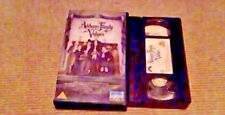 ADDAMS FAMILY VALUES PARAMOUNT UK PAL VHS VIDEO 1994 Christina Ricci Horror