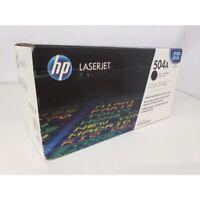HP LaserJet Toner Cartridge Model #504a