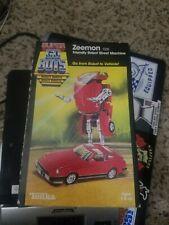 Vintage 1984 tonka super gobots zeemon