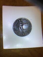 Raro jabalí guerra medalla por Spink 1899-1900
