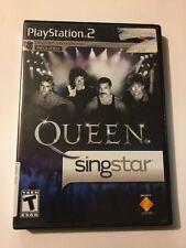 SingStar: Queen (Sony PlayStation 2, 2009)
