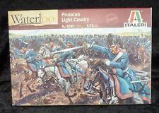 Italeri 6081 Waterloo Series Prussian Light Cavalry 1:72 Scale Figure Kit