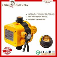 Automatic Water Pump Controller Pressure Electric Electronic Switch Control LED
