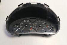 Peugeot 206 2ac 1.4 velocímetro combi instrumento 9648836480