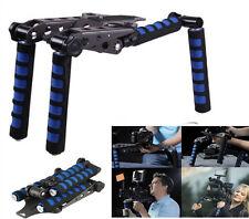 DSLR Handy Rig Shoulder Mount Steady Support Stabilizer Kit F DV Video Camera US