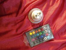 Pysical 3 W RGB remote control bulb, GU10