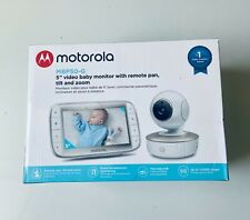 Motorola Video Baby Monitor - Wide Angle HD Camera with Infrared Night Vision