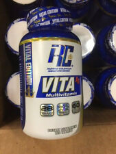 RONNIE COLEMAN VITA XS 120 TABS MULTIVITAMIN MINERAL 60 DAY SUPPLY Exp 6/2020