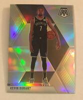 2019-20 Panini Mosaic Basketball Kevin Durant Silver