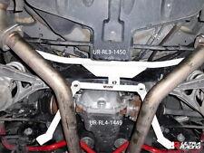 Nissan 370Z 350 Z G37 Ultra-R 3Punti Posteriore inferiore Barra 1450 acciaio