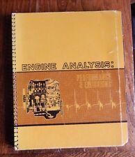 1978 Datsun Nissan Engine Analysis Performance & Emissions Manual
