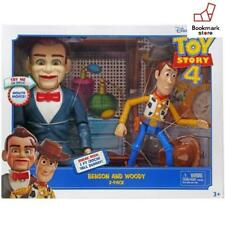 New Disney Toy Story 4 7 inch Action Figure Woody & Benson F/S from Japan