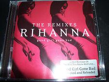 Rihanna Good Girl Gone Bad The Remixes Remix (Australia) CD – Like New