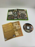 Brothers in Arms: Road to Hill 30 (Microsoft Xbox, 2005) COMPLETE FAST SHIPPING
