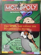 MONOPOLY  /  PARKER  (OVP)  AUSGABE IM BUCHFORMAT