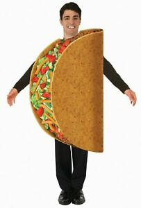 Taco ADULT Mens Womens Costume One Size NEW