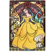 Full 5D Drill Diamond-Painting Princess Belle Embroidery Art Handmade and Beauty