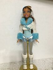 Barbie My Scene Madison Doll African American Aa Sparkling Hair Icy Bling Rare