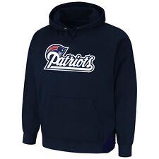 New England Patriots NFL Football  Team Wear Hoodie NEU Size XXL 2XL Navy