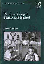 Los judíos-Arpa en Gran Bretaña e Irlanda, tapa dura de Wright, Michael, como nuevo utilizado..