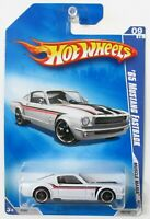 Hot Wheels ~ Muscle Mania '09 ~ '65 Mustang Fastback