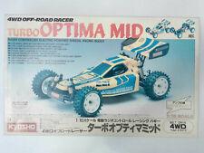 Kyosho Turbo Optima Mid Vintage NIB 1:10