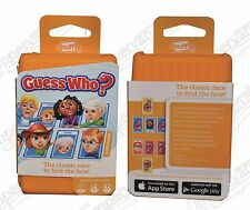 Guess WHO- Shuffle -NEW - The classic race to find the FACE - NEW