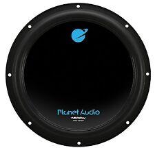 """Planet Audio 10"""" 1500W Dual 4 Ohm Voice Coil Car Audio Power Subwoofer AC10D"""
