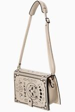 Lost Queen Women's Handbag White Fashion Gothic Occult Spellbinder Bag