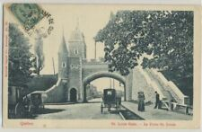 New listing Canada Sc. 89 on 1905 Postcard Quebec, St. Louis Gate