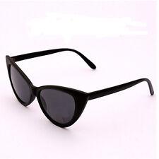Vintage Fashion Women's Classic Cat Eye Outdoor Fashion Shades Retro Sunglasses